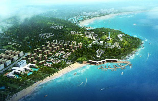 惠州大亚湹�m�/�_惠州大亚湾霞涌城市设计